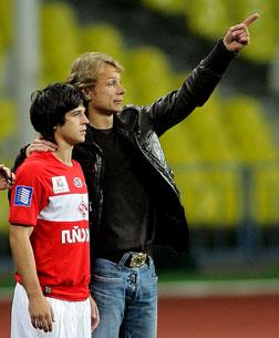 «Карпин ведет «Спартак» вперед за счет либидо»