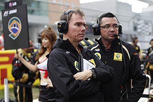 Эрик Булье: «К 2013 году мне нужны два пилота с громкими именами»