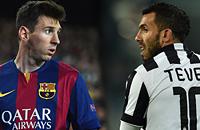 «Ювентус» или «Барселона»?