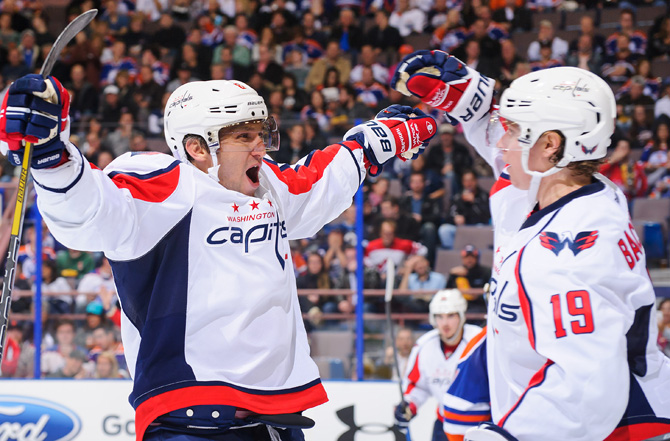 Овечкин в сотне лучших и другие итоги русской недели НХЛ