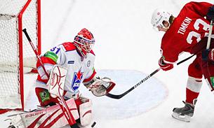 Лучшие голы чемпионата КХЛ по версии Sports.ru