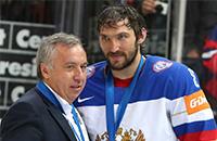 Слезы генерального менеджера сборной России