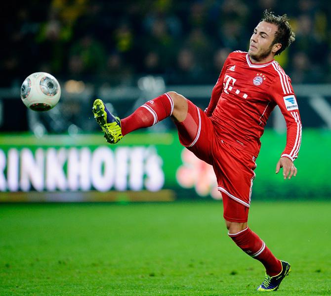 Триумф «Баварии» в Дортмунде и другие события немецкого тура