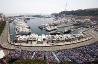 Гран-при Монако. Первая авария, дождь и другие истории четверга