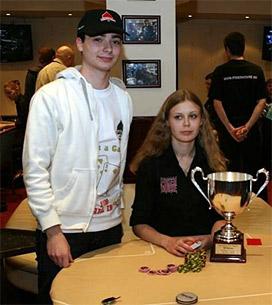 Леонид Хинчук: «Брошу покер, если захочу жениться!»
