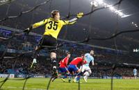 Пять мячей в воротах Акинфеева, голы Деми де Зеува и Бэйла и другие кадры Лиги чемпионов