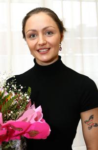Анастасия Давыдова: «С растяжкой у меня никогда не было проблем»
