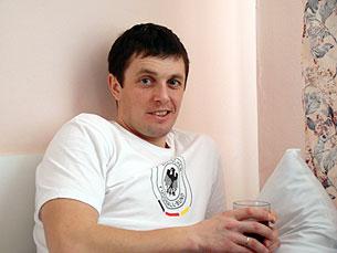 Сергей Седнев: «Поболтаю на английском, и сразу пальцы болят»