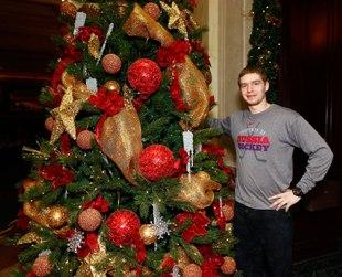Евгений Кузнецов: «Новый год не любил, потому что стадион был закрыт»