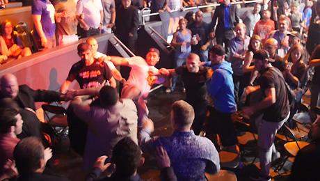 «В бою 2 на 2 Диазы не вылезут из-под Нурмагомедовых». Разговор о драке за кулисами турнира в Лас-Вегасе
