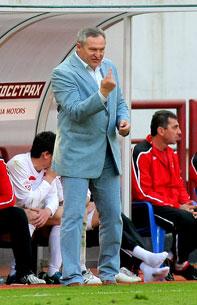 Юрий Красножан: «Хотел бы попасть в Англию»