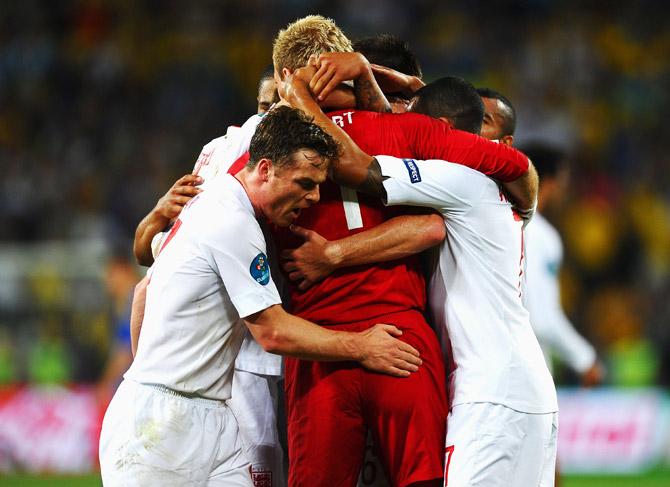 Старый поворот. 5 мыслей о матче Англия – Украина
