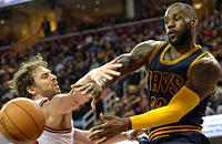 Инфографика ко второму раунду плей-офф НБА