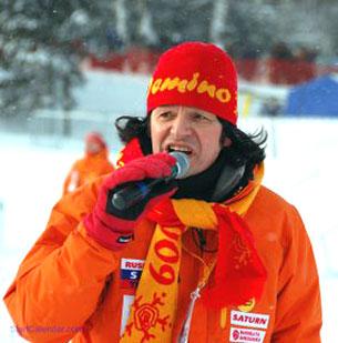 Василий Парняков: «В биатлоне можно посмотреть стрельбу и пойти пить пиво»