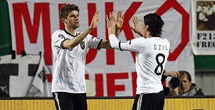 Евро-2012. Сборная Германии