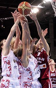 Over Latvia
