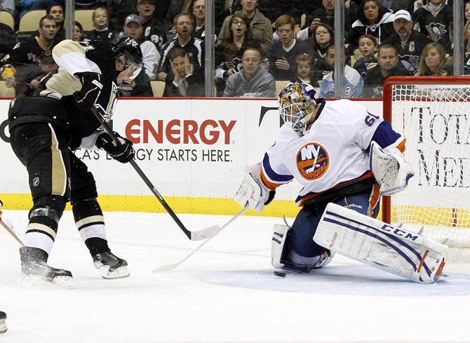 Долгожданный гол Малкина, травма Дацюка и другие итоги русской недели НХЛ