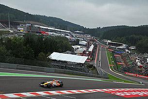 Курорт для «Формулы-1»