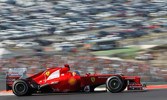 Итоги года в «Формуле-1». «Феррари»