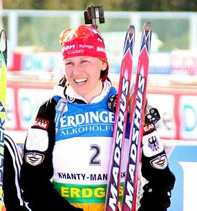 Кати Вильхельм: «Надеюсь, что допинг-скандалов больше не будет»