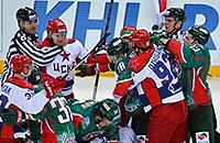 «Ак Барс» и ЦСКА выдали матч года, «Спартак» возродился и другие итоги последних дней КХЛ