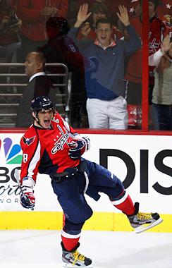 Русская десятка НХЛ. Неделя 25