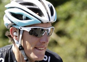 «Тур де Франс». Восхождение на Плато-де-Бель. Хроника событий