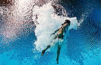 Фото дня. Когда прыжки в воду особенно прекрасны