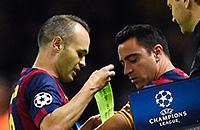 Второй требл «Барселоны» и другие цифры финала Лиги чемпионов