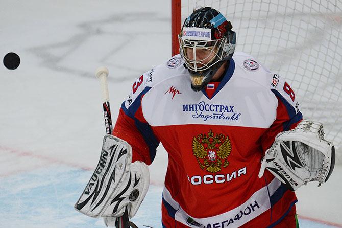 Россия – Финляндия. Оценки сборной России