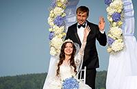«Всем было весело. Мы счастливы». Свадьба Антона Шипулина