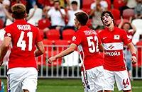 Победный мяч «Спартака-2» и другие голы первого дивизиона, которые нужно увидеть