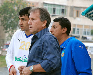 «Ура, к нам пришел тренер из чемпионата Узбекистана!»