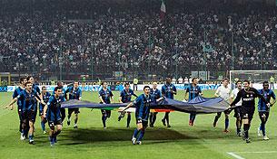 Парад чемпионов. «Интер»