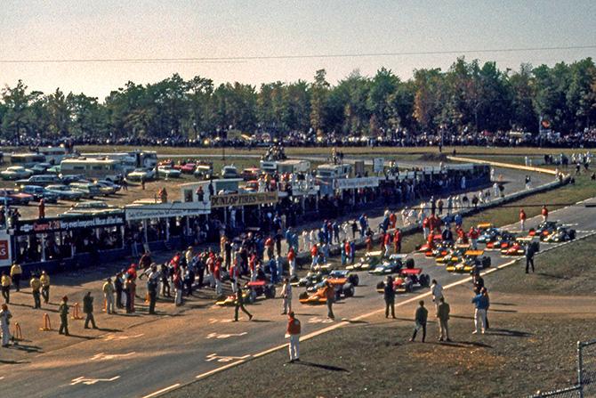 7 самых запоминающихся гонок «Формулы-1» в США