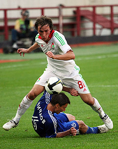Алан Гатагов: «Юрий Семин – это мечта любого российского футболиста»
