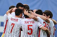 Аленичев отбирает очки у «Динамо»