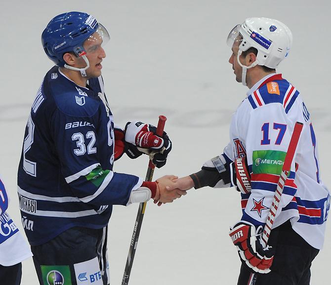 Хит-парад событий КХЛ. Сентябрьский чарт