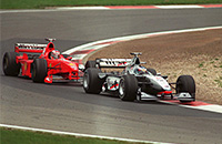 7 самых зрелищных гонок последней эпохи дозаправок в «Формуле-1»