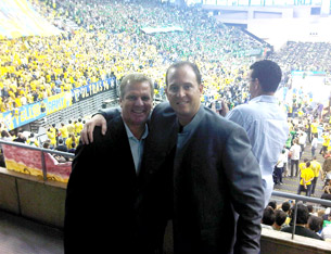 Пит Файло: «Дэвид Кан – потрясающий менеджер»