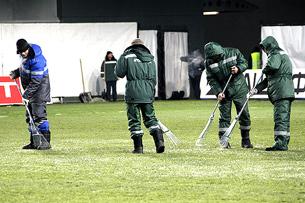 Итоги футбольного сезона-2011