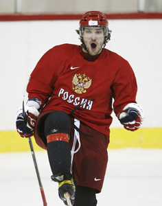 «Русские, или сам Овечкин, решили вести себя совсем не по-олимпийски»
