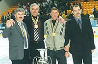 «Белоусов сказал: «Давай поднимем «Трактор» – может, моя последняя команда». Как живет самый знаменитый тренер по ОФП 90