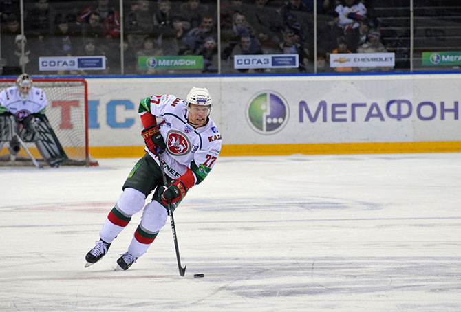 5 причин суперстарта «Ак Барса» в чемпионате КХЛ