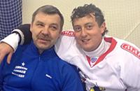 «Уральские пельмени», «Уматурман» и другие российские селебрити, которые играют в хоккей