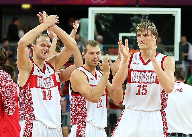 Россия в полуфинале! Хроника победы над Литвой