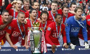 Парад чемпионов. «Манчестер Юнайтед»