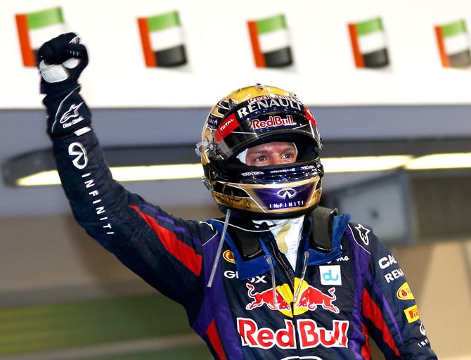 На седьмом небе. 5 главных событий Гран-при Абу-Даби