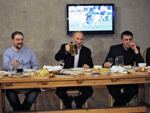 «На встрече с Путиным не было ни одного нормального вопроса»