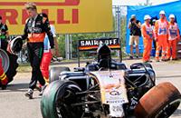 Как Хюлькенберг запустил цепную реакцию происшествий на Гран-при Венгрии
